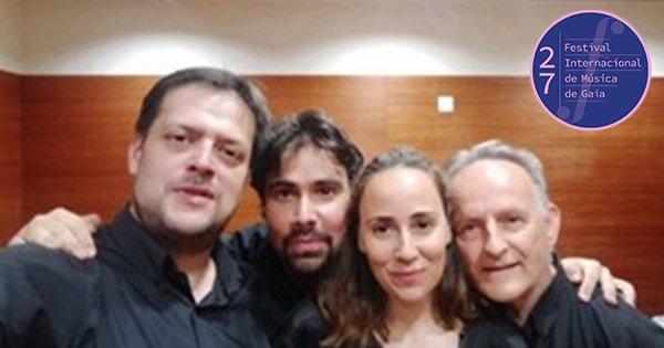 Quarteto Suggia