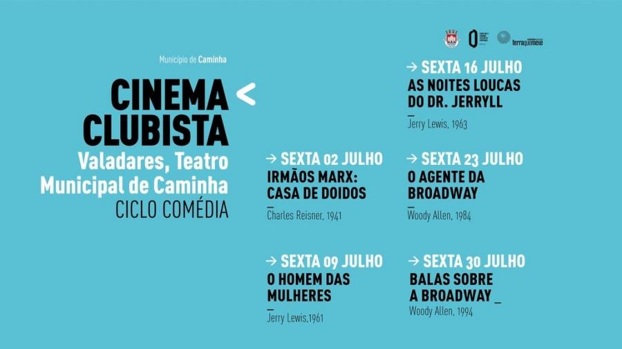 CINEMA CLUBISTA
