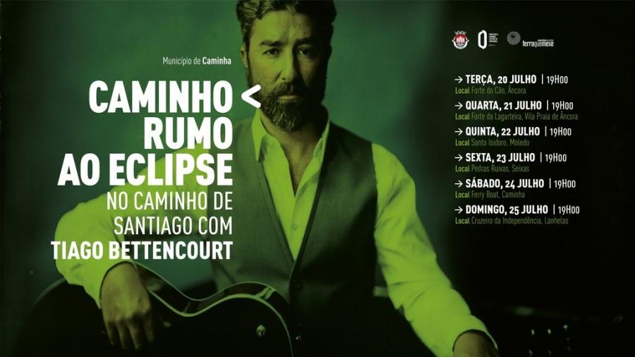 CAMINHO RUMO AO ECLIPSE – NO CAMINHO DE SANTIAGO COM ...