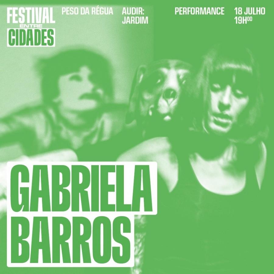 Gabriela Barros (Performance)