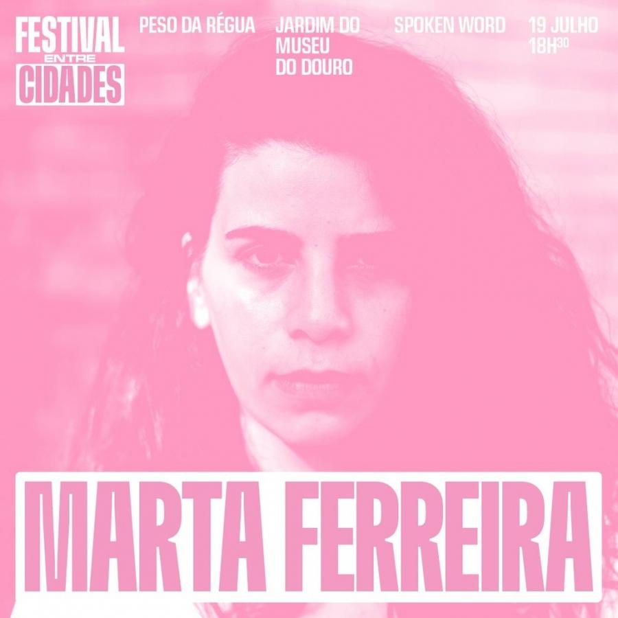 Marta Ferreira (Spoken Word)