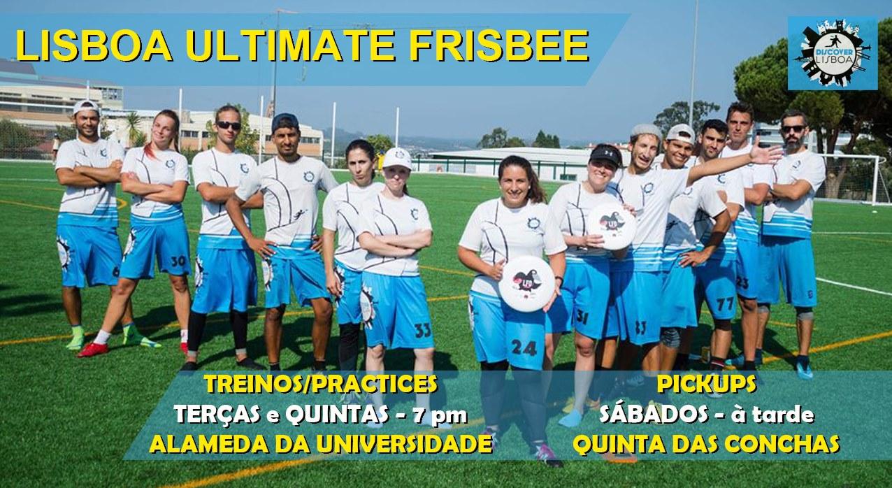 Lisbon Ultimate Frisbee Training - 30 (2021)