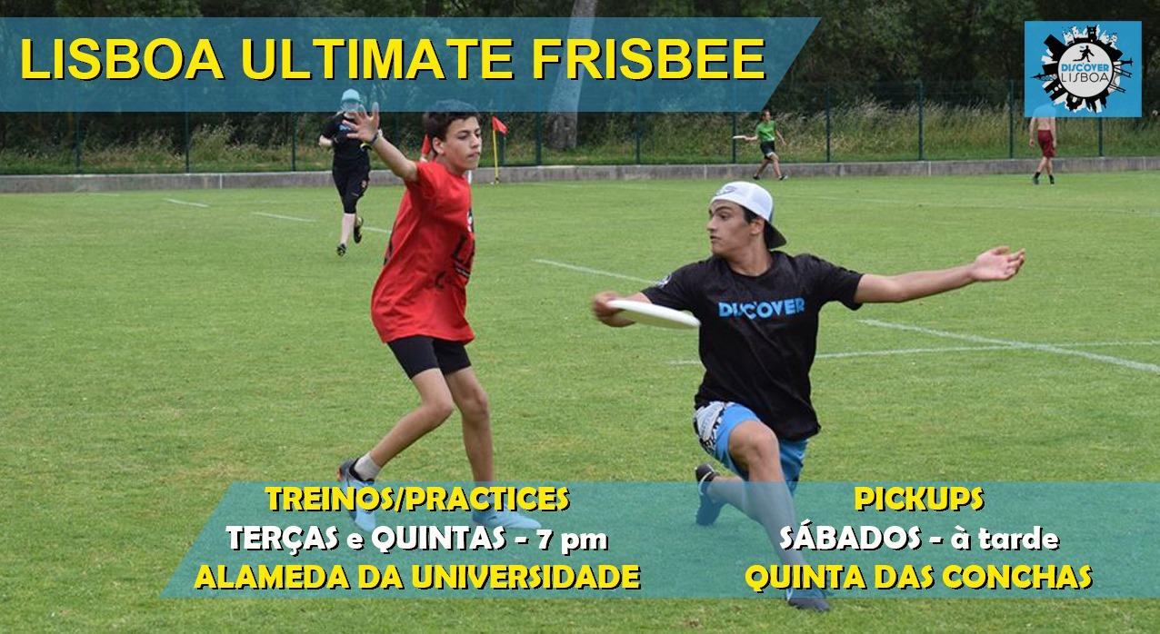 Lisbon Ultimate Frisbee Training - 29 (2021)