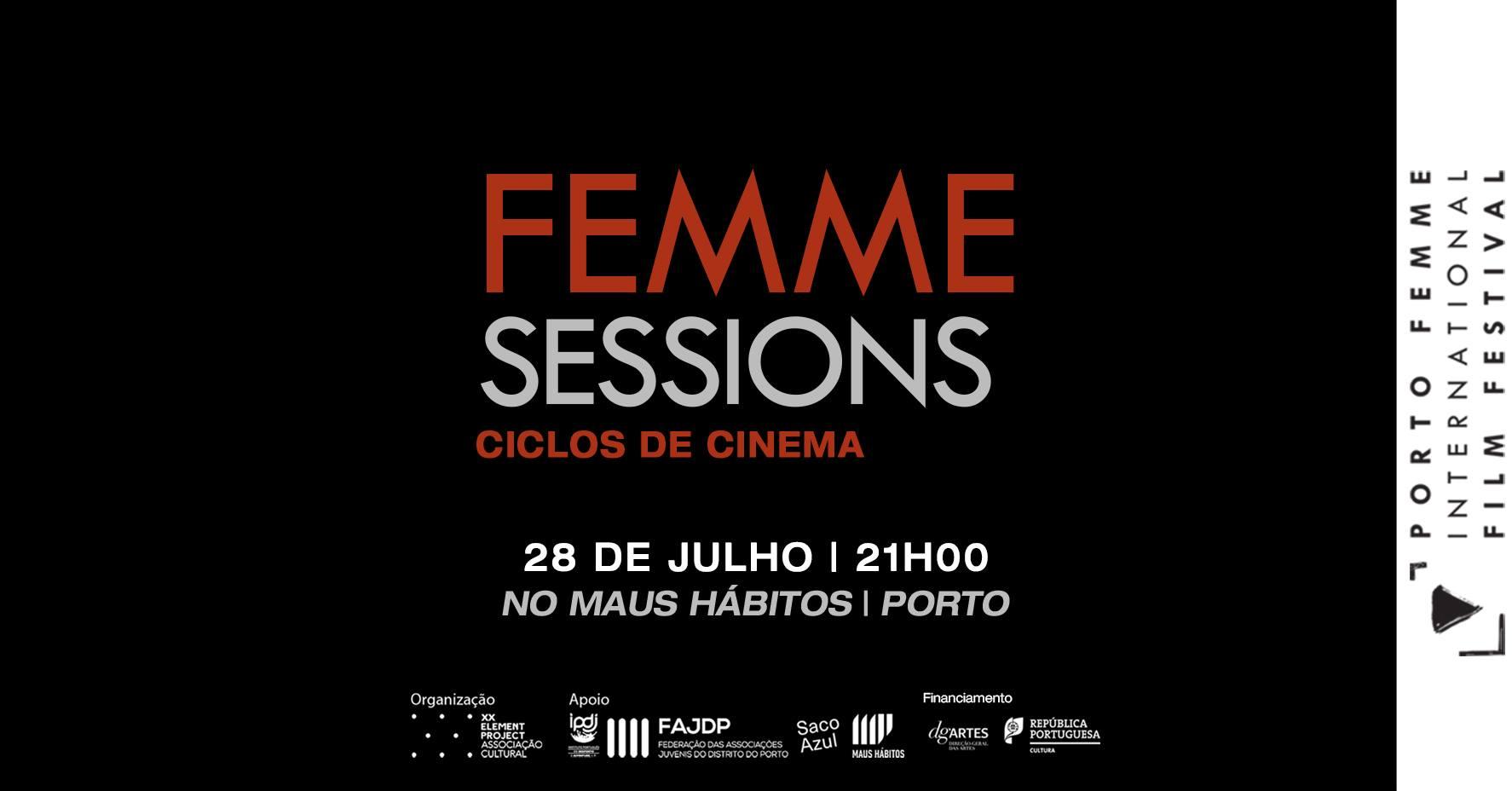 FEMME Sessions #39| Maus Hábitos