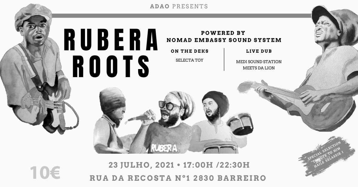 Rubera Roots Live  Show / Nomad Embassy Session