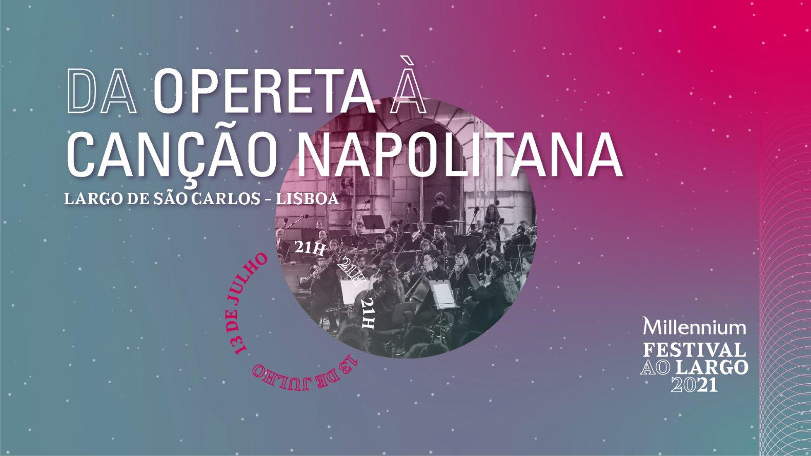 Da opereta à canção napolitana