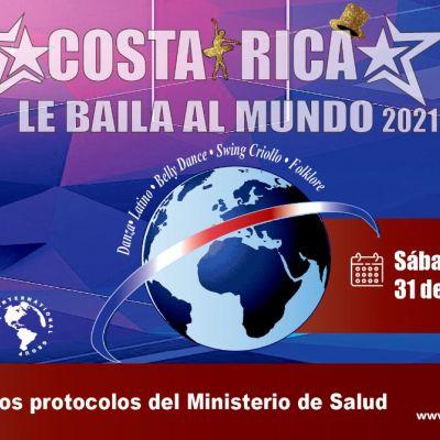 Costa Rica le baila al Mundo
