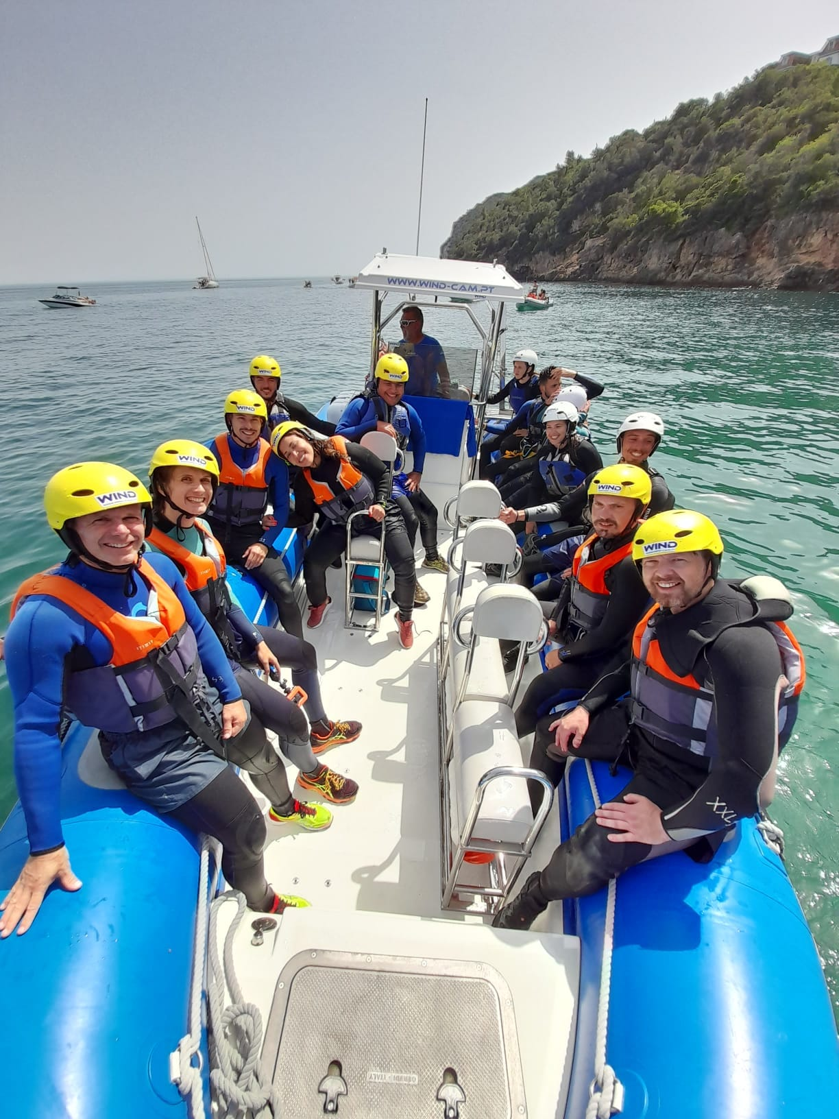 Coasteering Arrábida