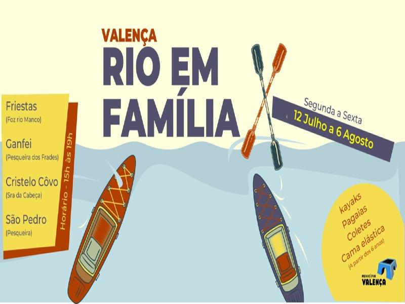 Valença - Rio em Família