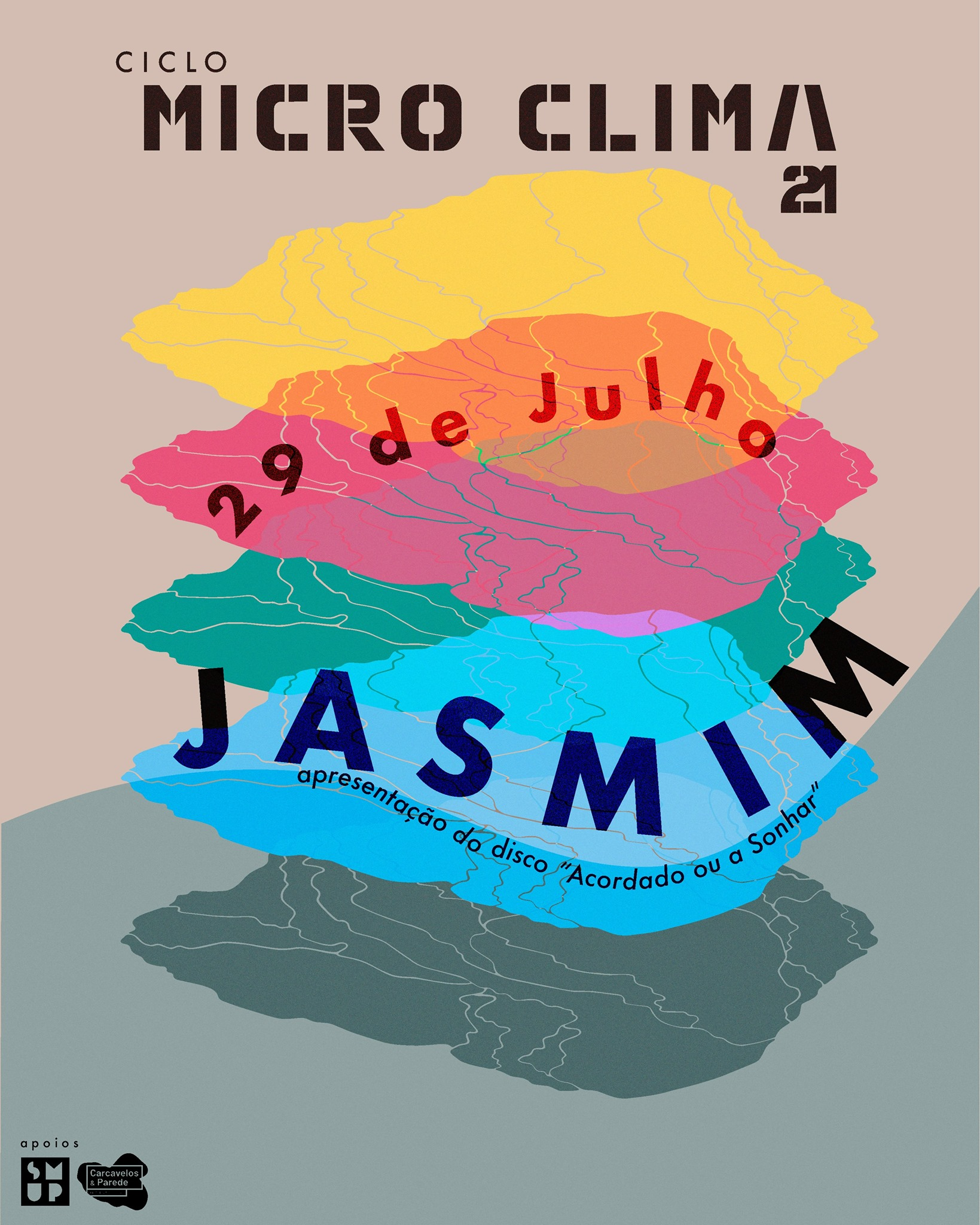 Ciclo Micro Clima - Jasmim