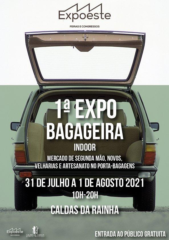 1ª EXPO BAGAGEIRA Indoor