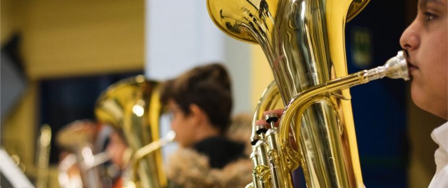 Concerto Estágio Orquestra de Sopros do Orfeão de Leiria