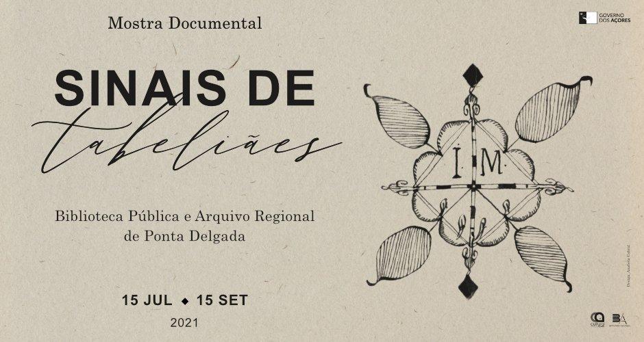 BPARPD   Mostra Documental   Sinais de Tabeliães