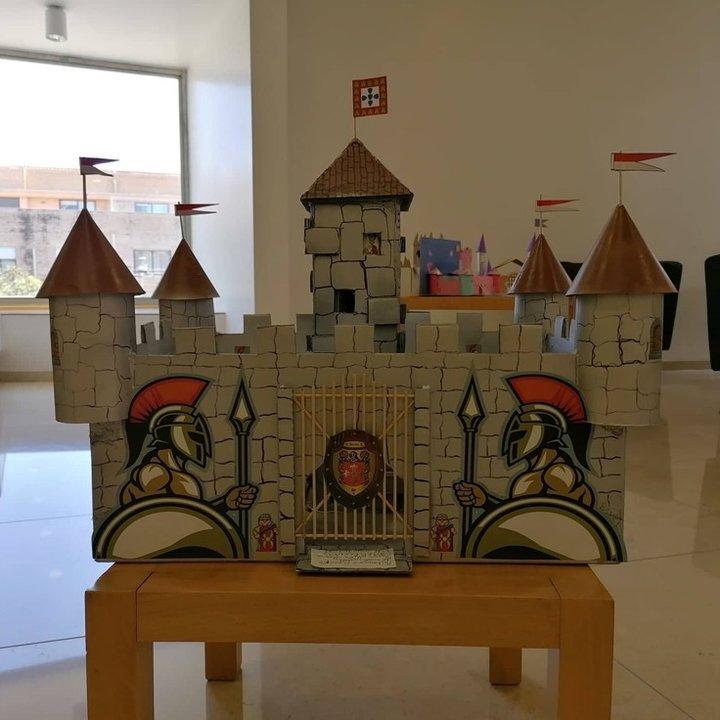 Exposição de Castelos em 3D