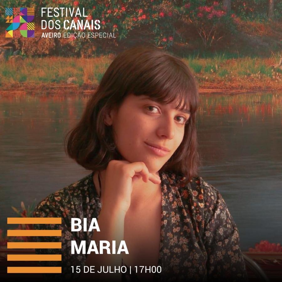 Bia Maria   Festival dos Canais 2021