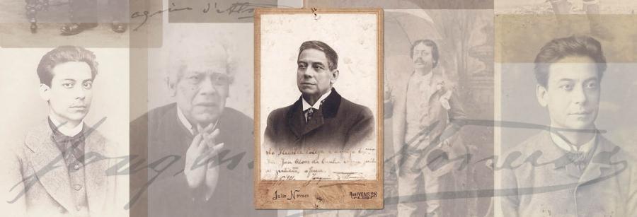 Joaquim D´Almeida - O Centenário da morte do ator: 1921-2021