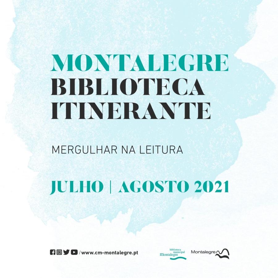 Biblioteca Itinerante | 'Mergulhar na Leitura'