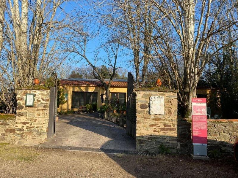 Visita Guiada al Jardín Botánico