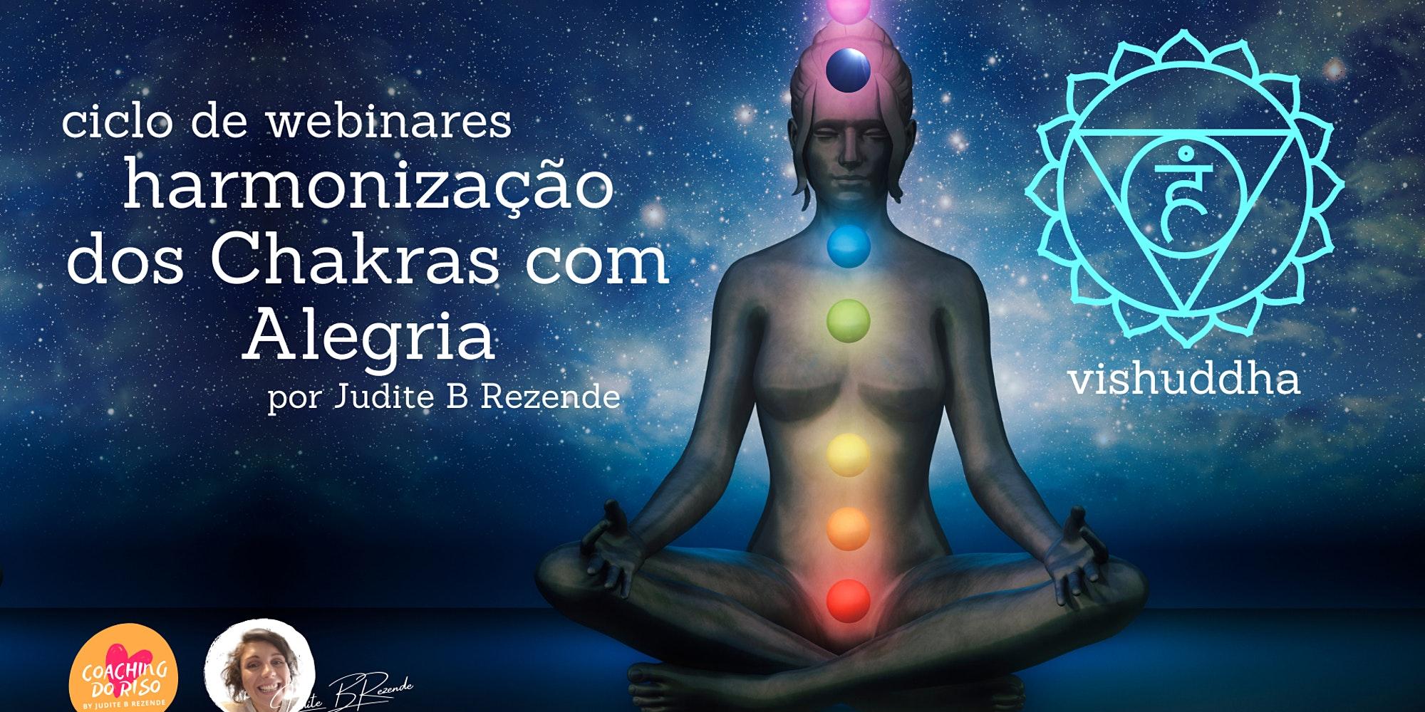 Harmonização dos Chakras com Alegria - Vishuddha