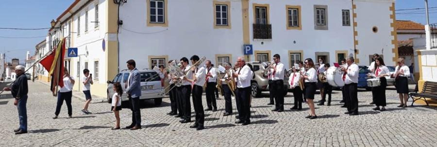 Banda Filarmónica do Grupo Musical Paviense – Apresentação Final de Ano Lectivo