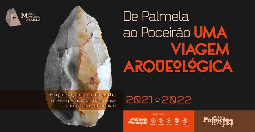 OFICINAS DE ARQUEOLOGIA: 'DE PALMELA AO POCEIRÃO: UMA VIAGEM ...