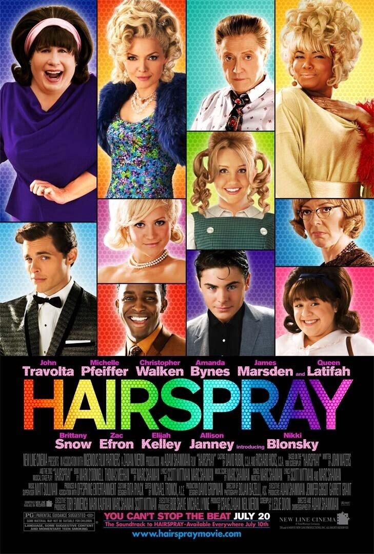 CINEMA INFANTIL: 'HAIRSPRAY'