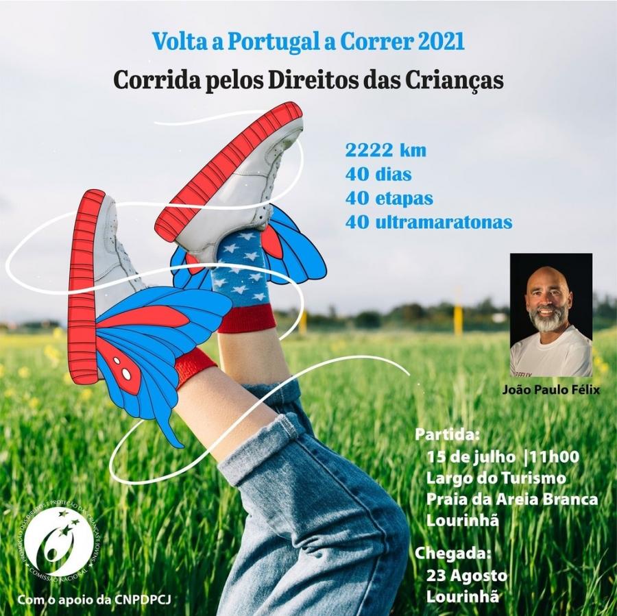 Volta a Portugal a Correr 2021
