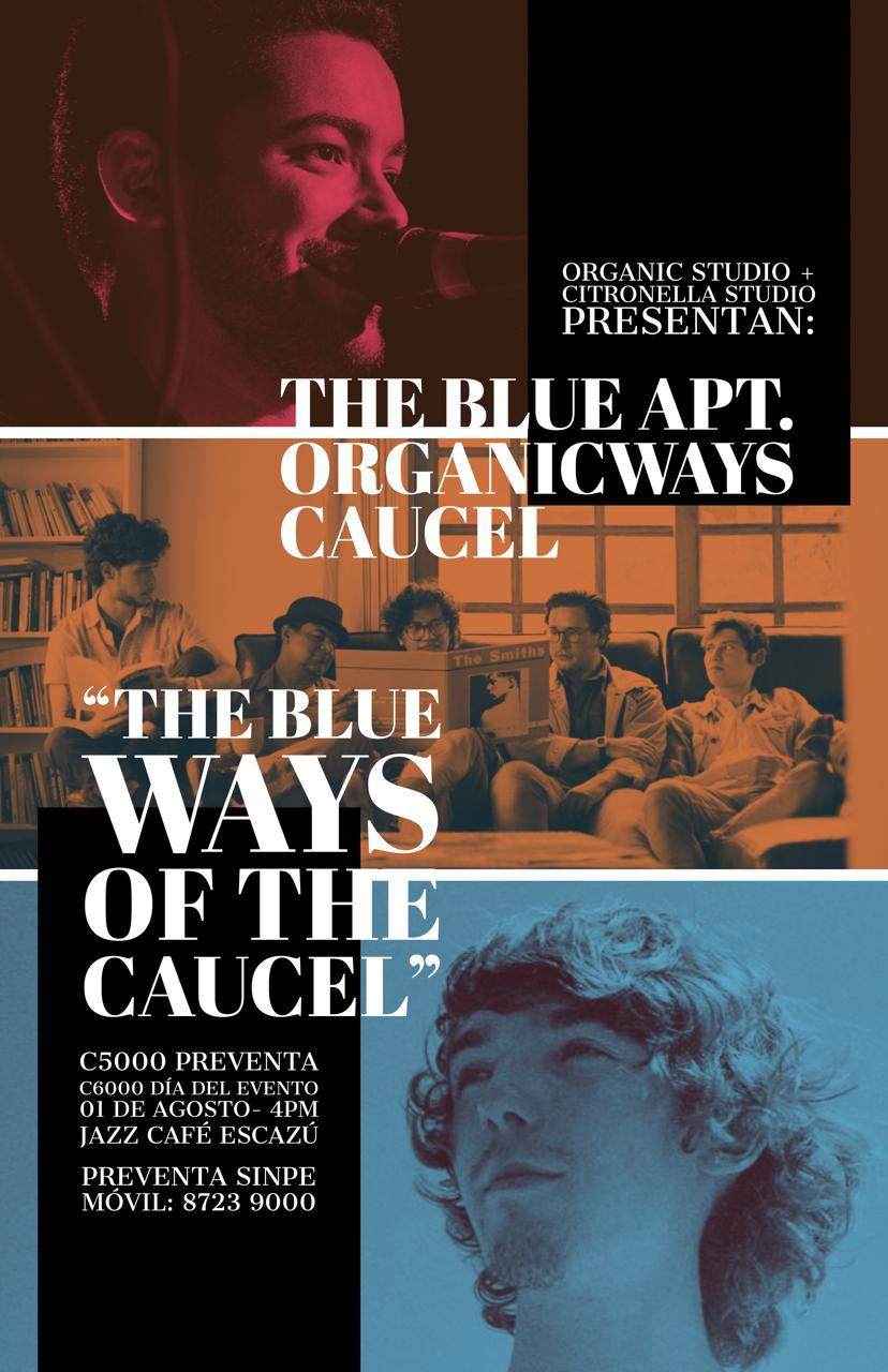 The Blue Ways of the Caucel