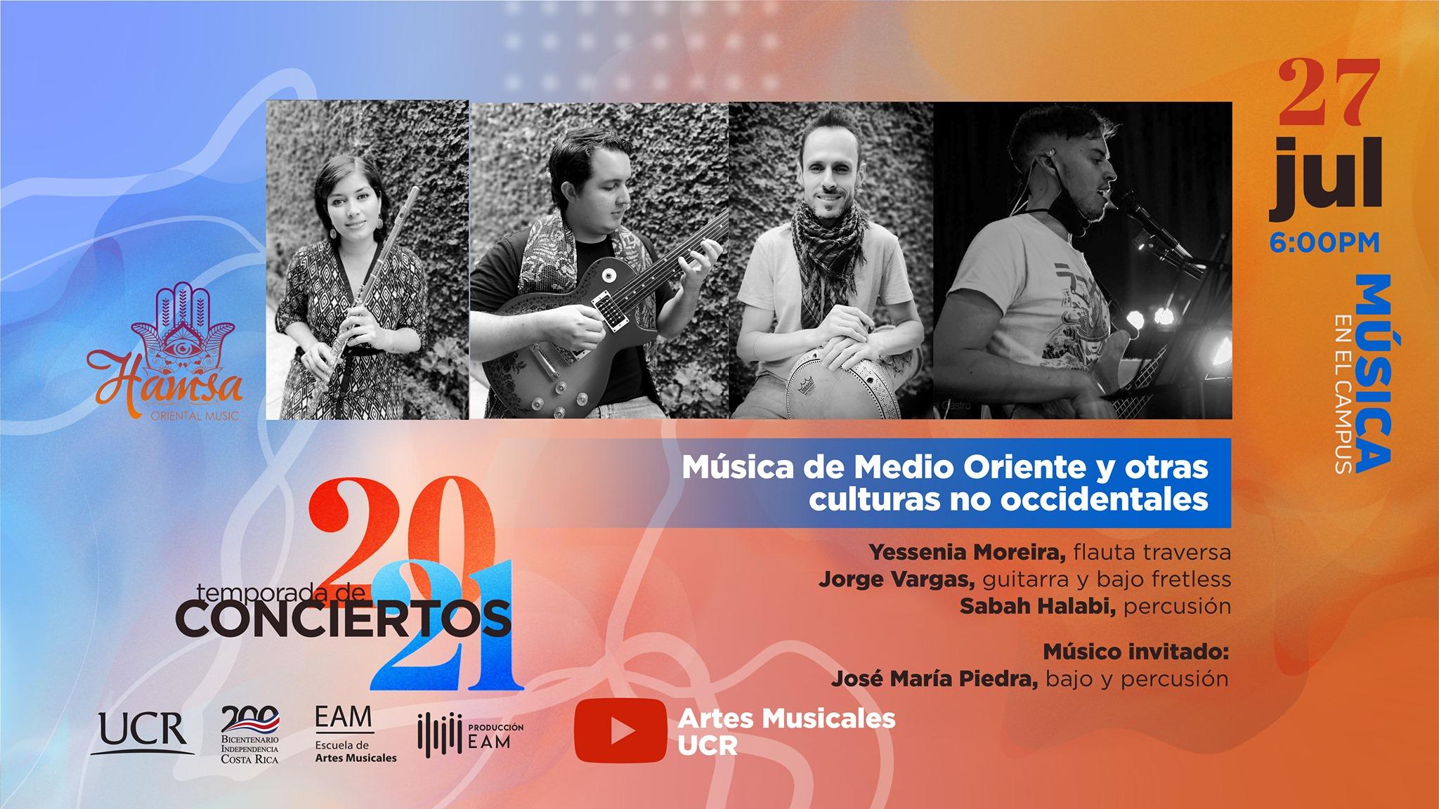 Música de Medio Oriente y otras culturas no occidentales