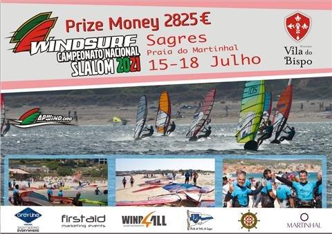 Campeonato Nacional Windsurf 2021