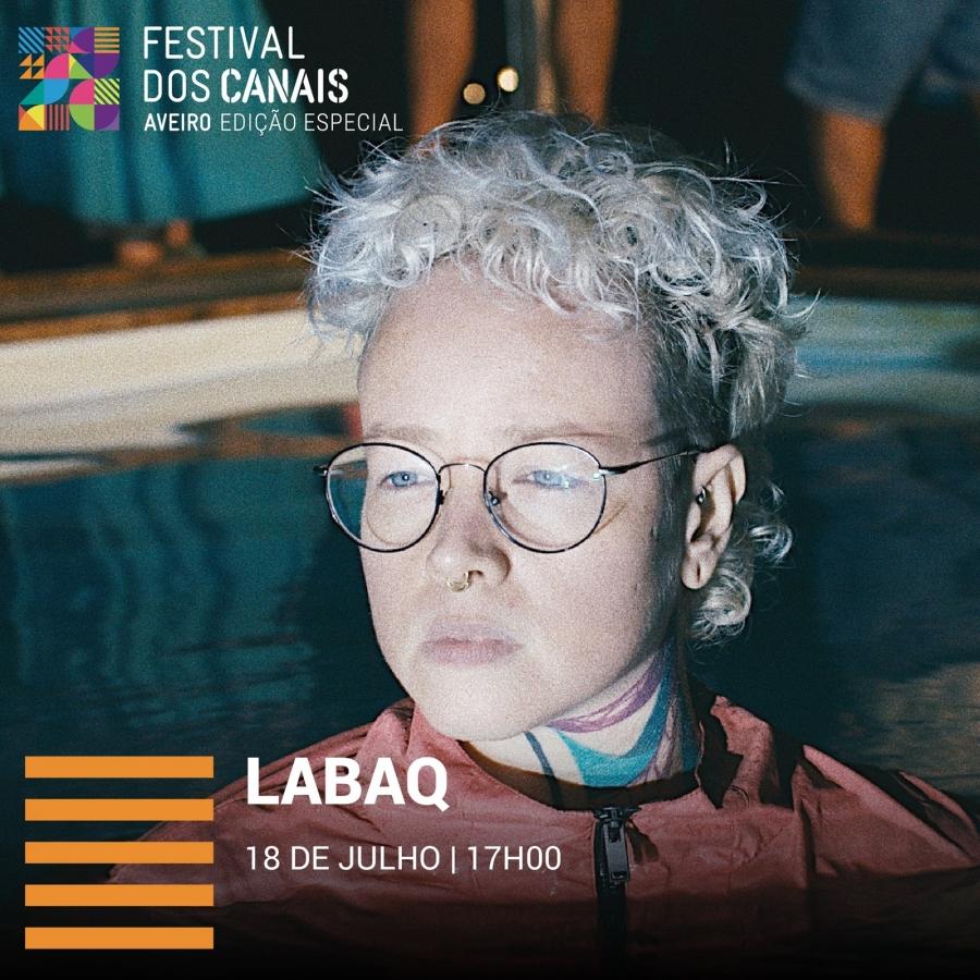 Labaq   Festival dos Canais 2021