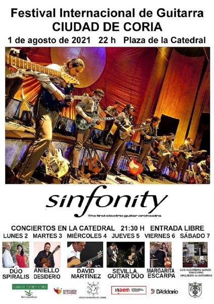 XXIV Festival Internacional de Guitarra 'Ciudad de Coria'