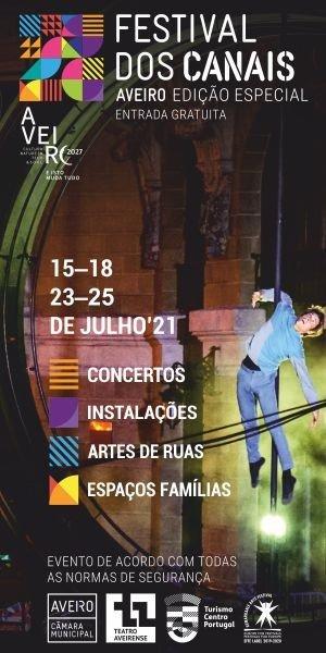 Festival dos Canais 2021