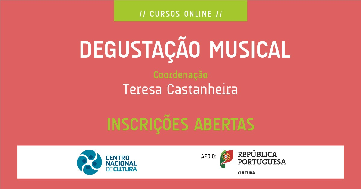 Degustação Musical   Curso online