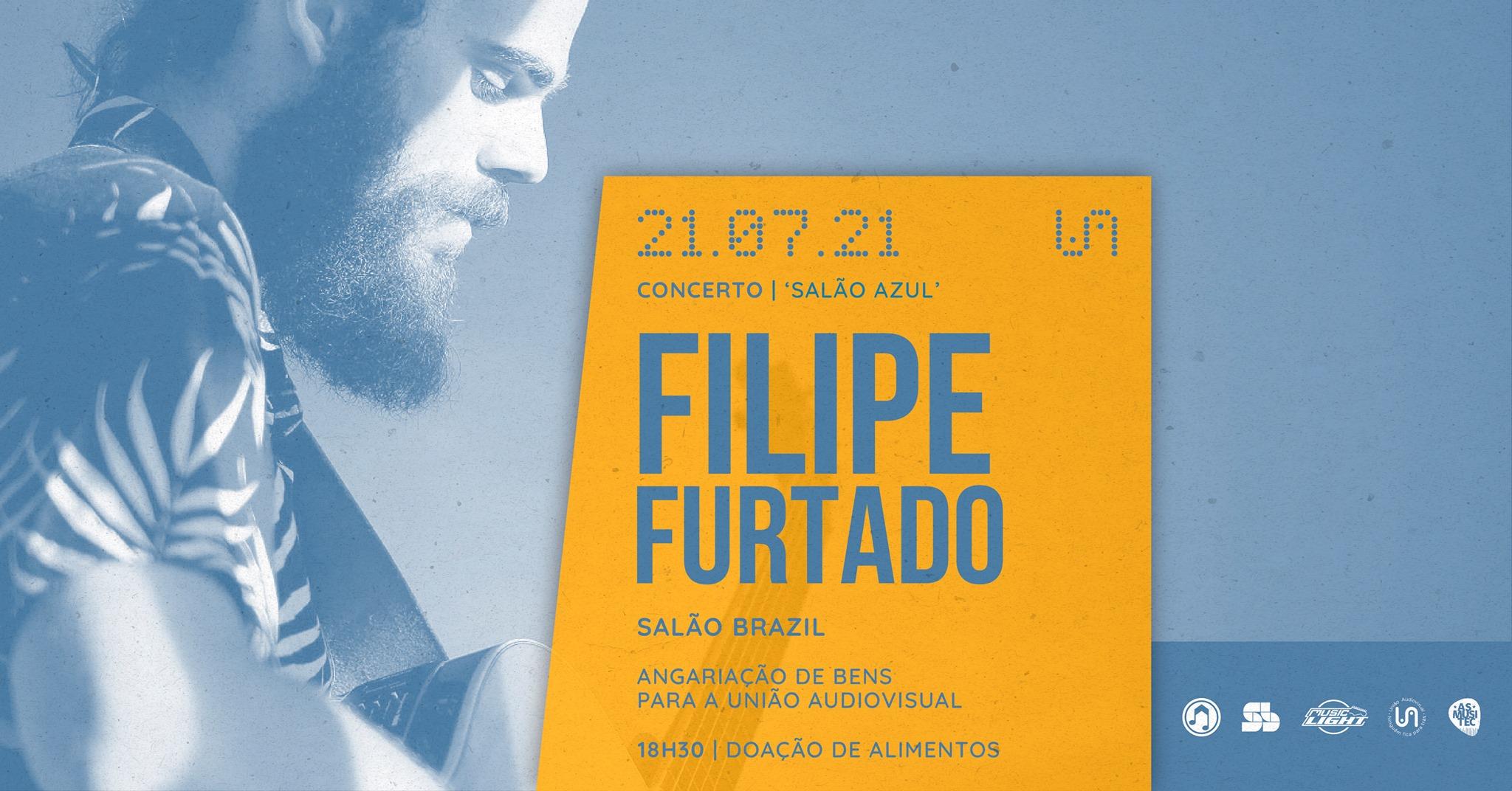 Salão Azul ~ Filipe Furtado