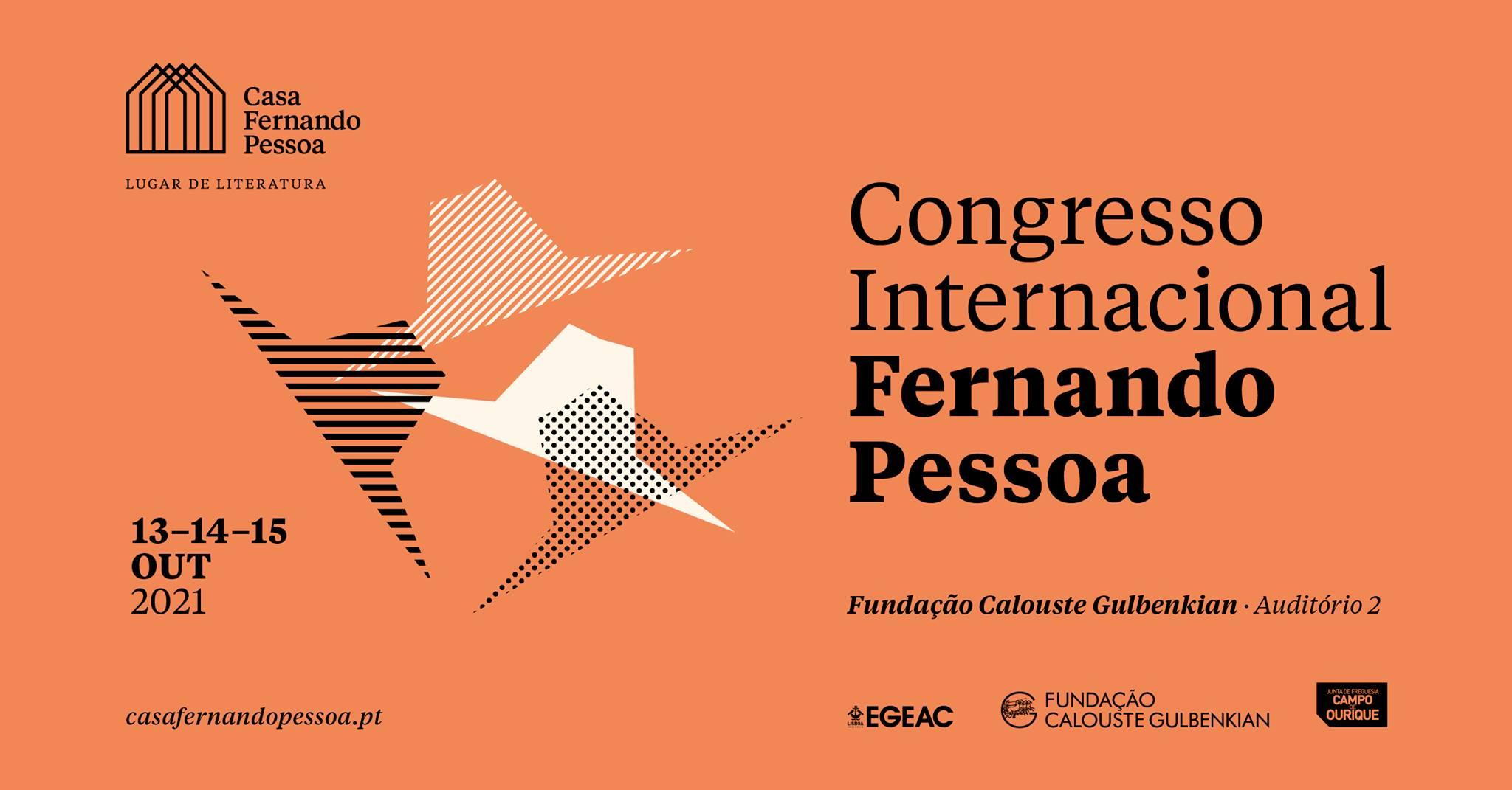 Congresso Internacional Fernando Pessoa