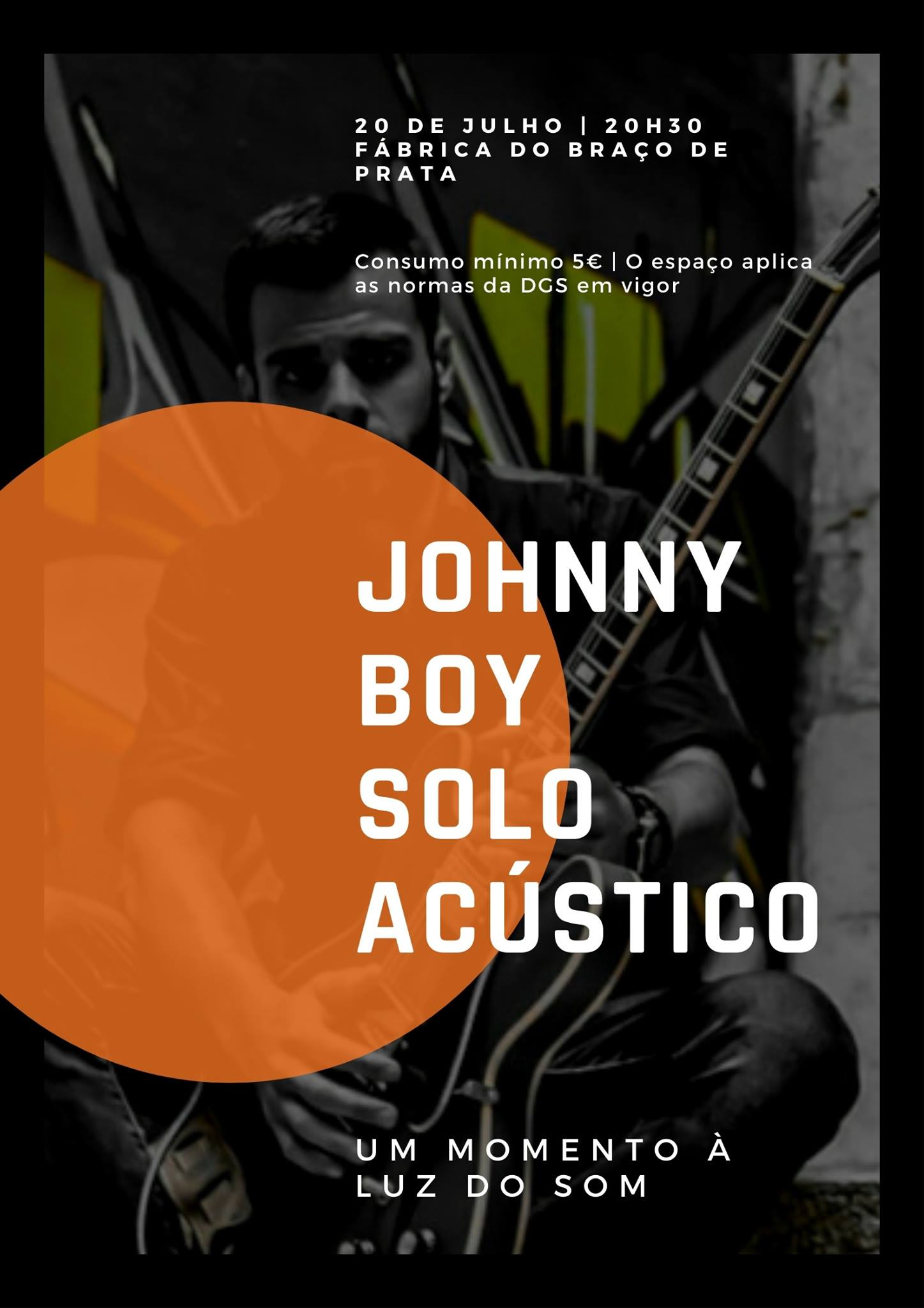 Johnny Boy | Acoustic Session