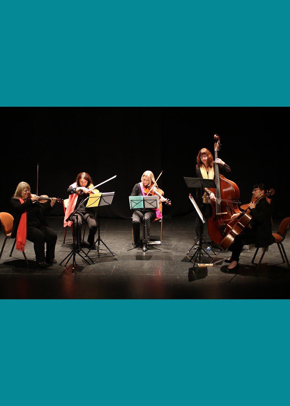 As Damas de São Carlos apresentam As Quatro Estações, de Vivaldi