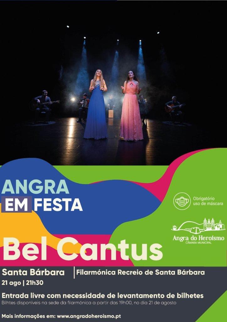 Angra em Festa – BEL CANTUS