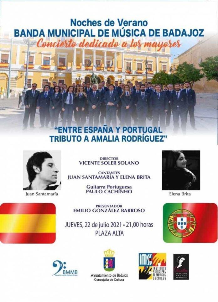 Entre España y Portugal. Tributo a Amalia Rodríguez