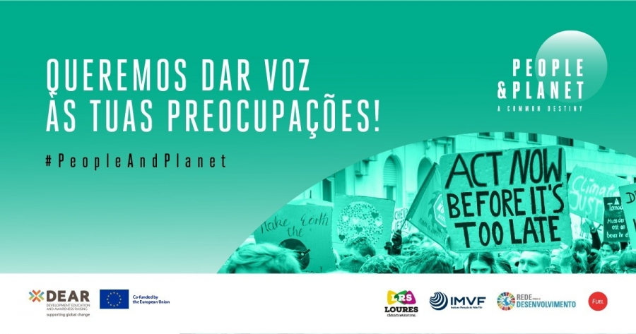 Projeto People and Planet