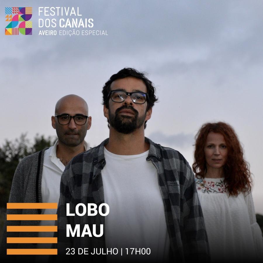 Lobo Mau | Festival dos Canais 2021