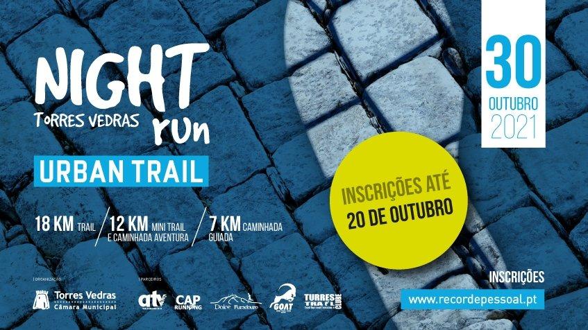 Torres Vedras Night Run Urban Trail