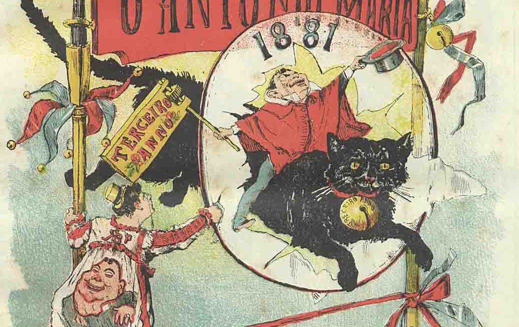 Colocar um sino no gato   Oficina de ilustração online com Teodora Boneva