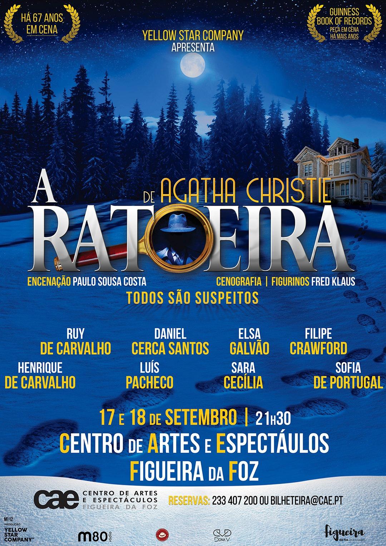 A Ratoeira, com Ruy de Carvalho