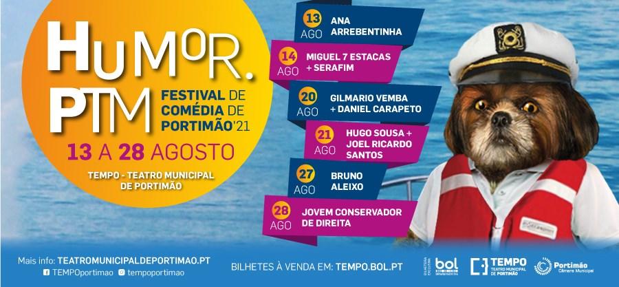 HUMOR.PTM - Festival de Comédia de Portimão