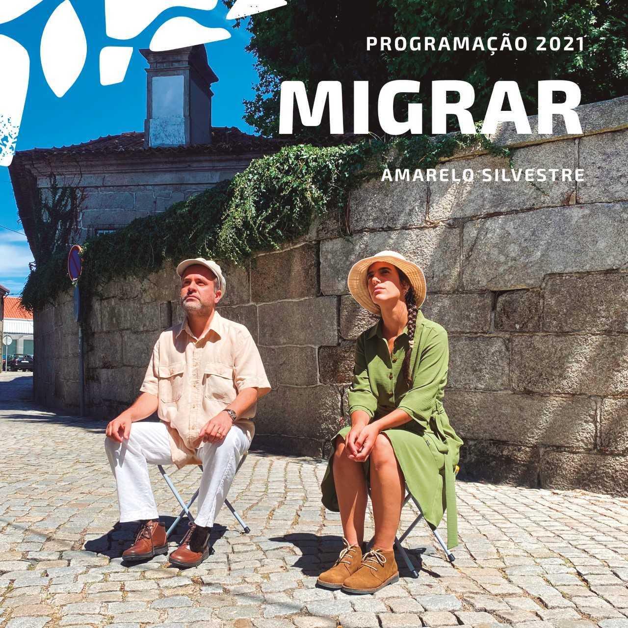 Migrar - Teatro Performance Comunitária