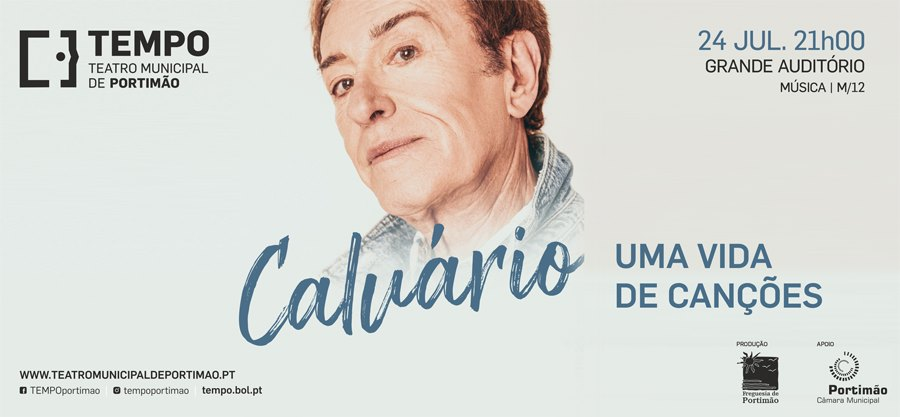 Calvário, uma vida de canções