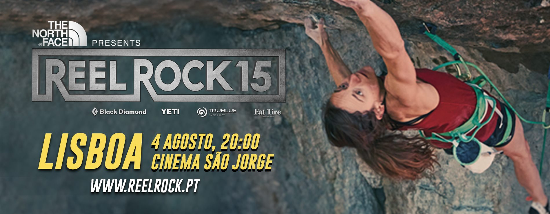 REEL ROCK 15 - Lisboa