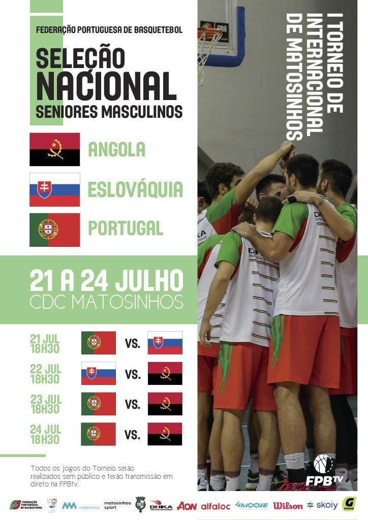 I Torneio Internacional de Matosinhos